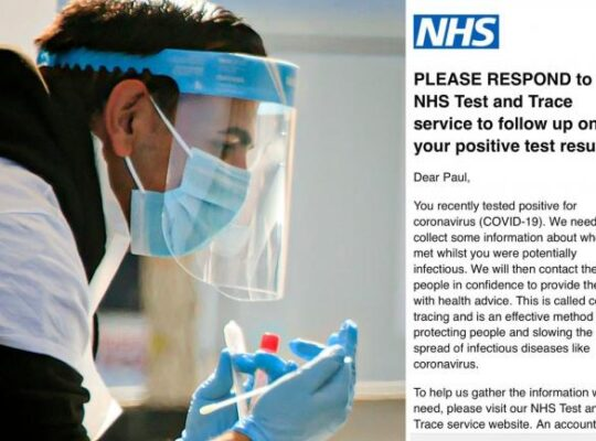 Public Must Be Alert To Scam Calls About False Nhs Test And Trace Services