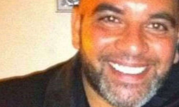 French Delivery Driver Who Died Saying He Can't Breath