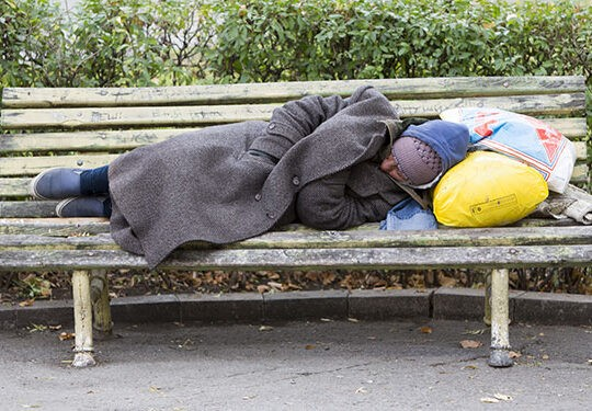 Why A Quarter Of UK Residents In Employment Are Homeless