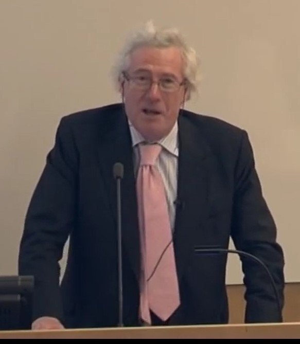 Sumption Says The Preservation Of Life Is Not An Absolute Value