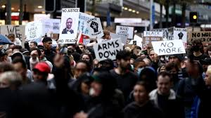 U.S Protests Over George Floyd Killing Expands With Less Violence
