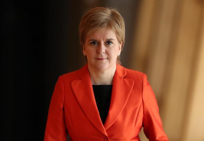 Sturgeon: Its Time To Shine Light On Asylum Seekers After Glasgow Massacre