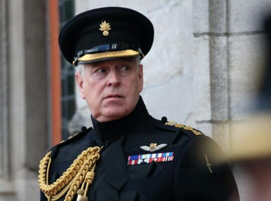 Duke Of York In Running Battle With U.S Authorities