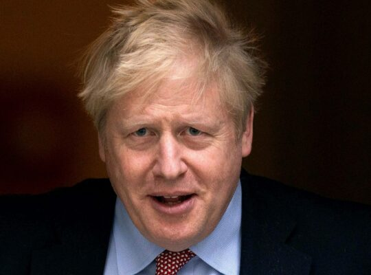 Boris Johnson Urges Britons  To Go Back To Work