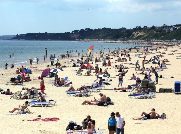 Uk Beaches Must Be Shut Down To Avoid Further Covid-19 Spikes