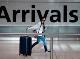 Quarantine Rules End For Travellers To Uk From 70 Countries