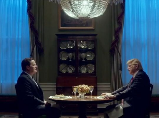 U.S Television Series On Trump And Comey Released