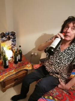 Alcoholic Crippled And Hospitalised For A Week After Drunk Episode