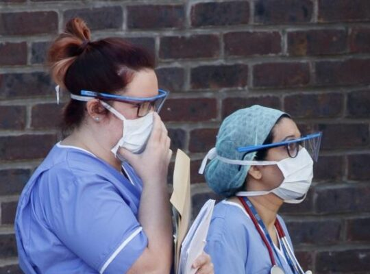 50 Million Masks For Nhs Recalled Due To Poor Fitting