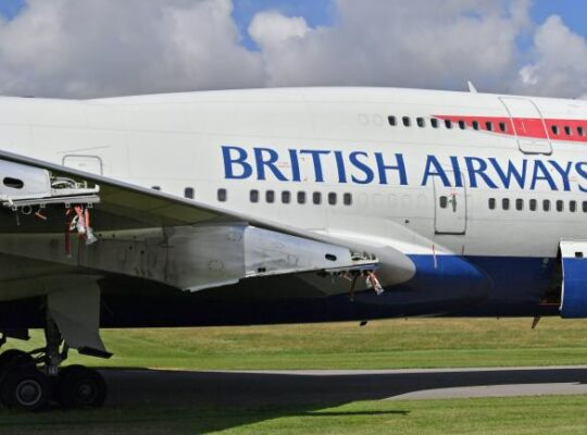 Union says BA has 'forced out' 4,000 workers