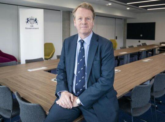 Scottish Secretary Condemns Exam Results Moderation