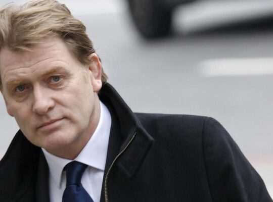 Disgraced Former Labour Mp Escapes Jail After Filming Child Abuse