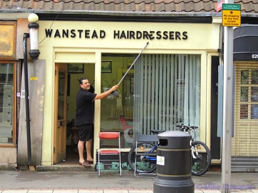 Wanstead Barber Fined £100 For Placing Chairs Outside Shop