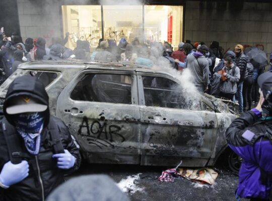 Apple Provide Cops With Evidence Of Arsonist George Floyd Protester
