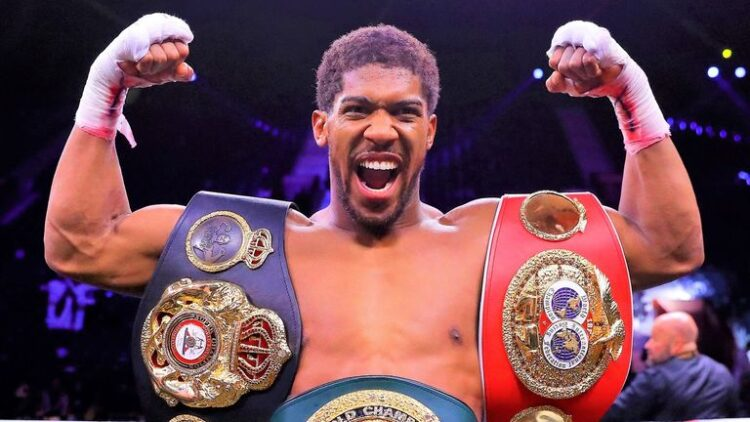 Joshua To Settle For Less Cash In Selective Audience  For December Fight