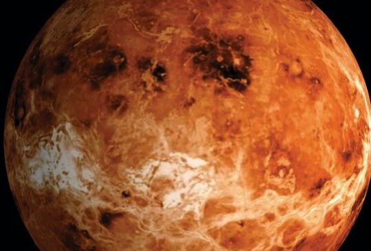 Astronomers Discover Phosphine Gas Indicating Sign Of Life In Venus