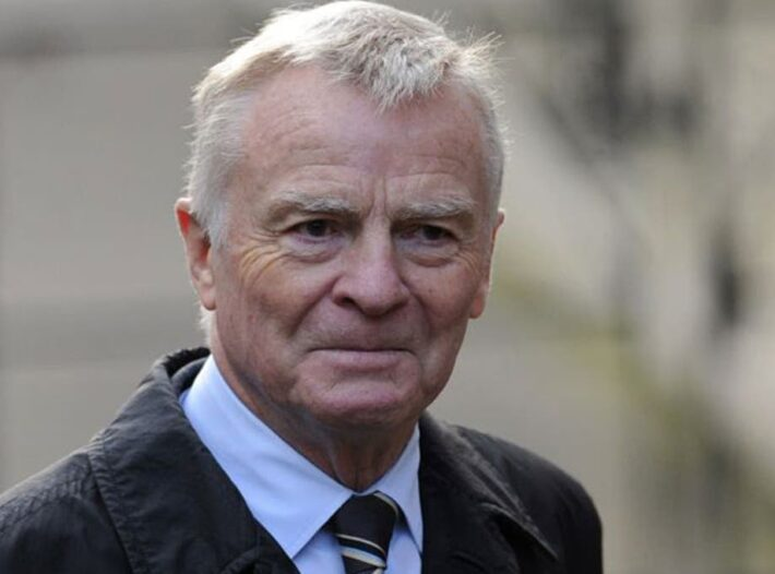 Max Mosley Sues Daily Mail For Alleging Malicious And Racist Dossier