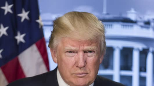 President Trump Impeached For Second Time In U.S History