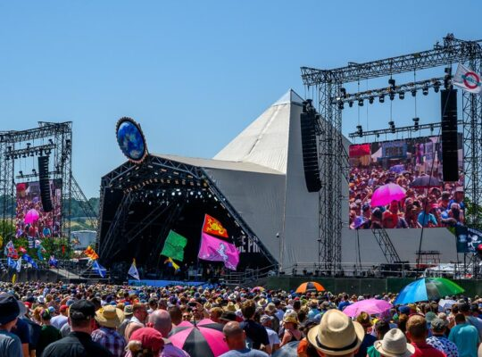 Glastonbury Festival Axed For Second Year In A Row