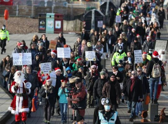 Police warn Protesters Ahead of planned demonstration in Capital