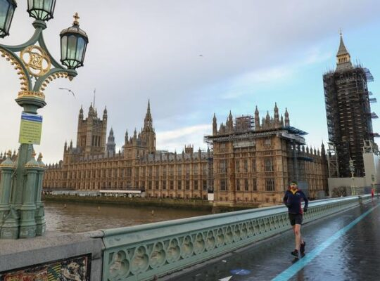 MPs told public health officials Were 'Ready to Close' Parliament Pre-Christmas