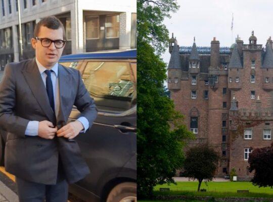 Queen's Distant nephew On Sex Offender Register For Assault