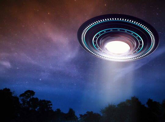 U.S Intelligence Agencies Have 180 Days To Share All Info About Ufos