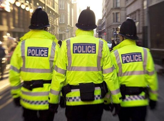 Immediate Sacking Of Racist Hampshire Police Officers Would Have Been Cost Ineffective