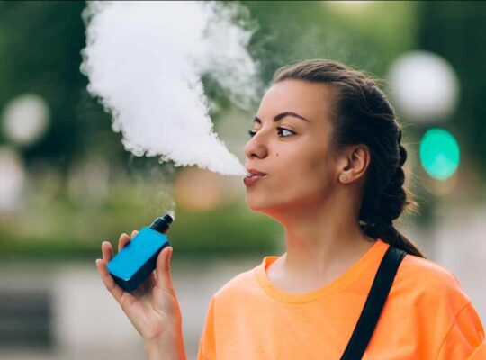 Vaping More Successful Than Nicotine Therapy For Giving Up Smoking