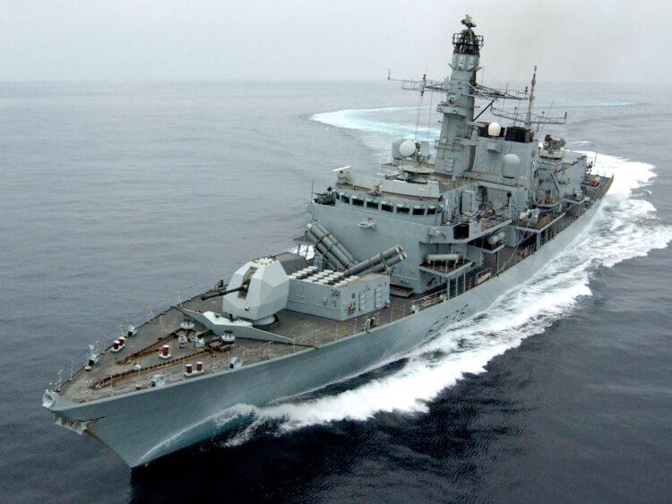 Royal Navy Seizes £11m Worth Of Drugs in Arabian Sea