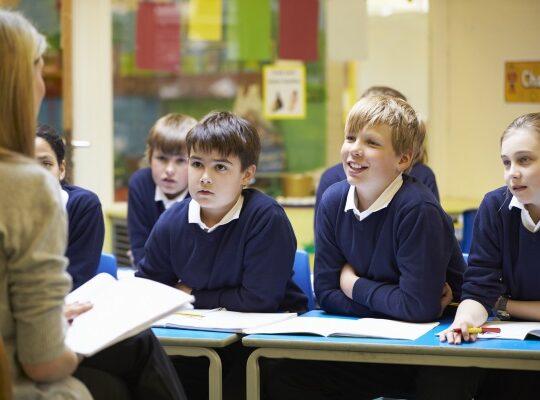 British Pupils Resident In Children's Homes Don't Attend Best Schools