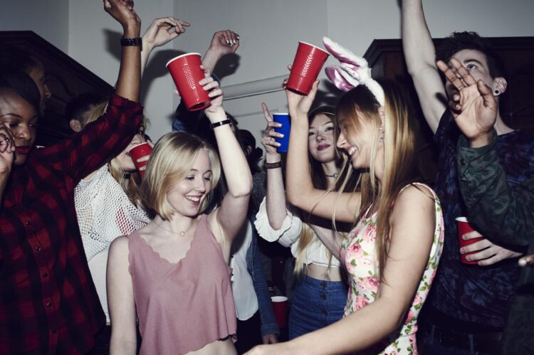 Lockdown Parties On The Rise Across UK Due To Boredom