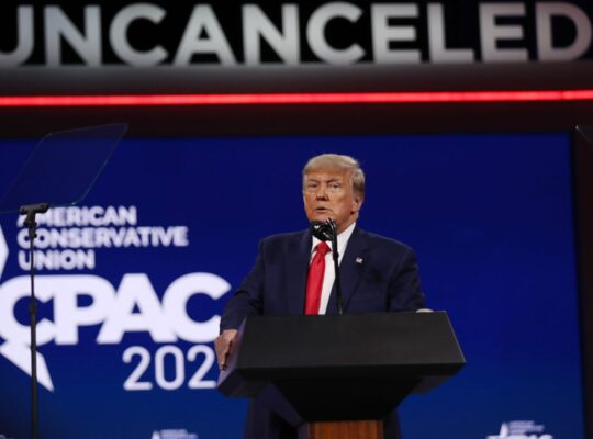Donald Trump Attacks U.S 2020 Elections  In First Speech Since Impeachment