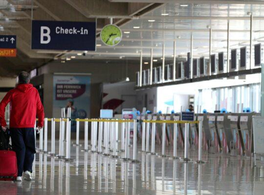 British Passengers Travelling Internationally Must Use Form To Prove Travel Permission