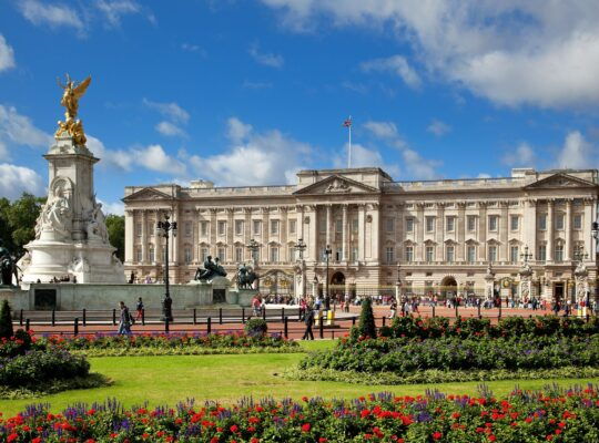 Buckingham Palace To Observe Covid Guidelines For Prince Phillip's National Funeral