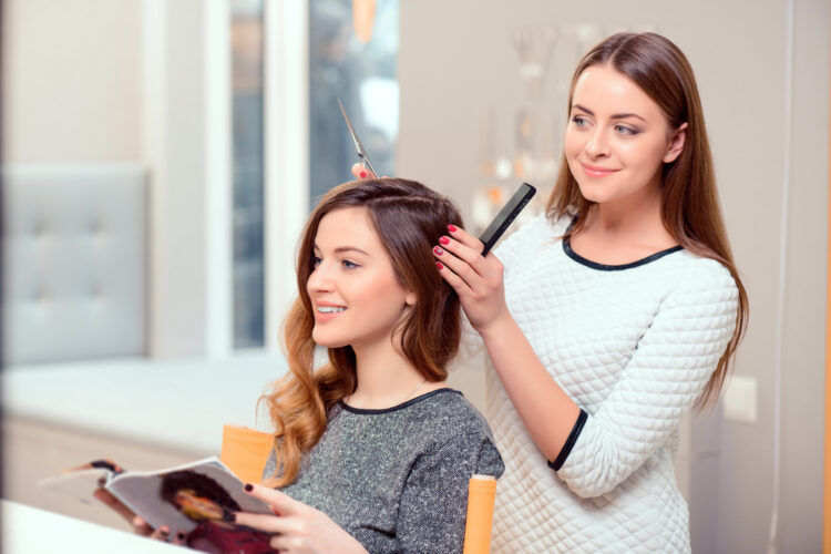 Hairdressers Receive Police Training Sessions To Tackle Domestic Violence