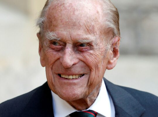 British Public Encouraged To Observe Gun Salutes In Honour Of Prince Phillip