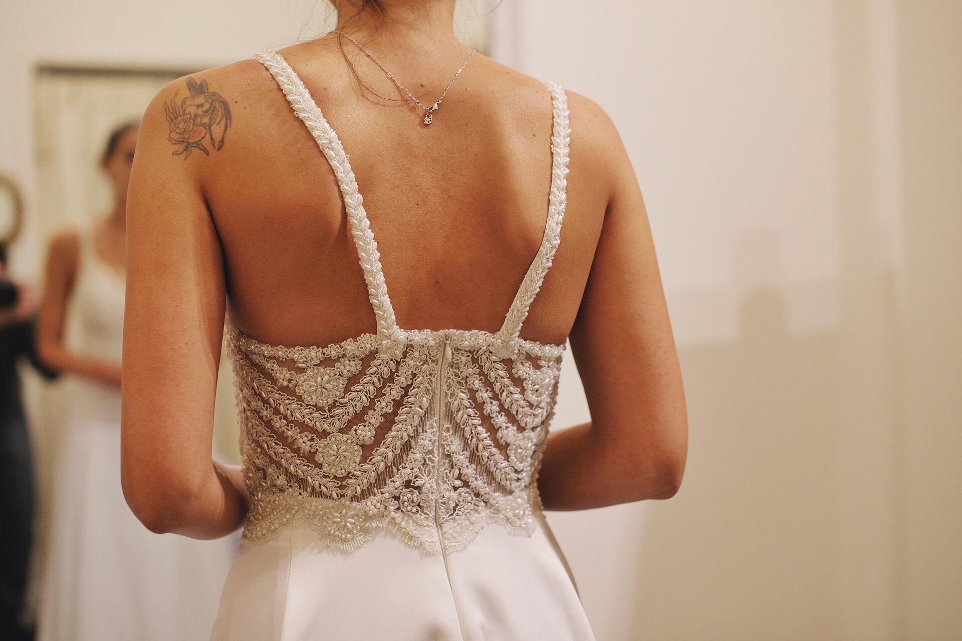 Vestido de Novia Estancia Santa Elena