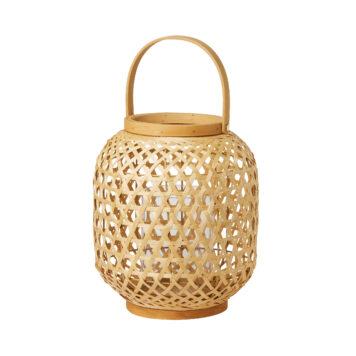 Laterne Bambus Umweltfreundlich Nachhaltigkeit