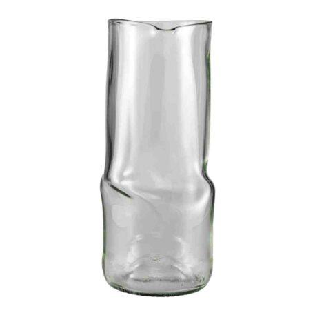Glaskanne Glasvase Kanne Wasserkaraffe Weinkaraffe