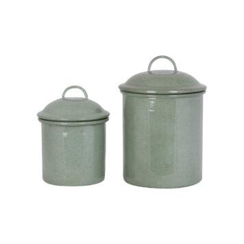 Metalldose Aufbewahrungbox