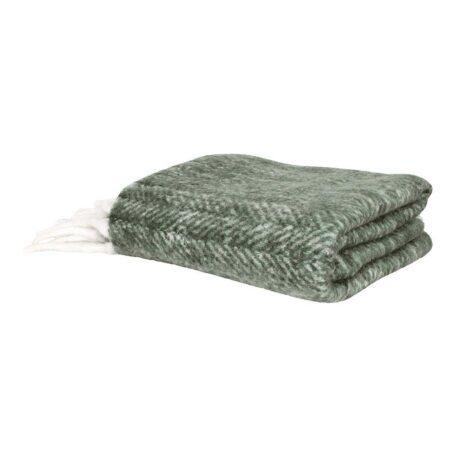 Wollplaid Plaid Decke Wolldecke