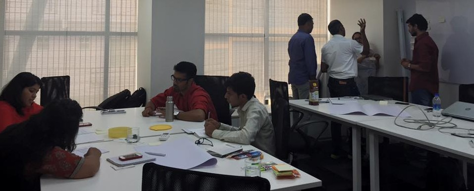 Training Workshop PeepalDesign