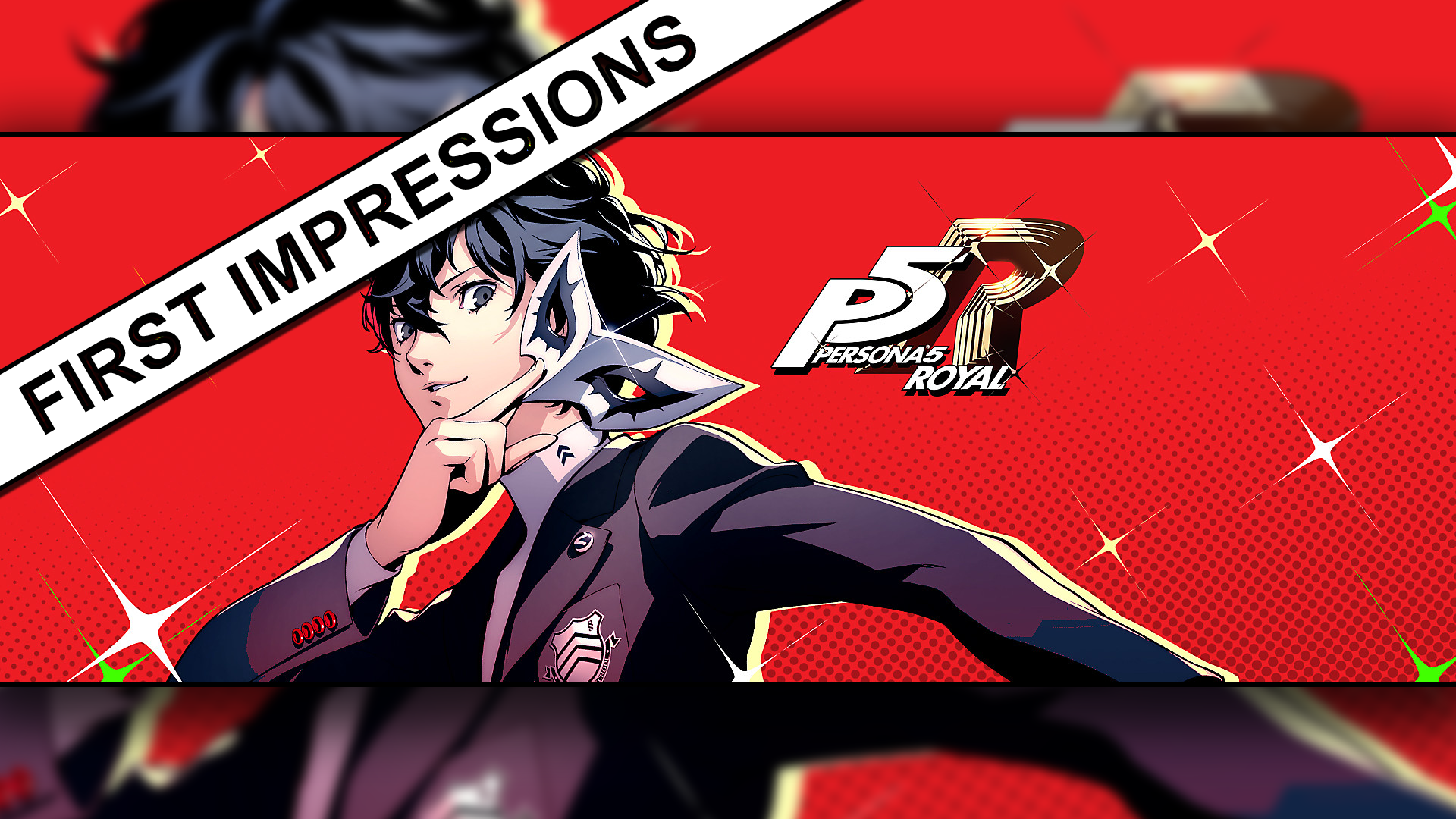 Persona 5 Royal - First Impressions
