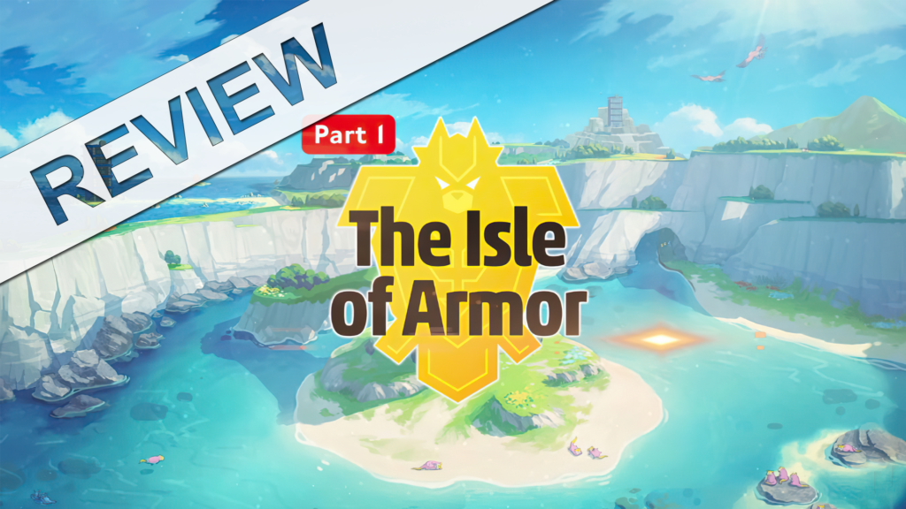 isle of armor feature image
