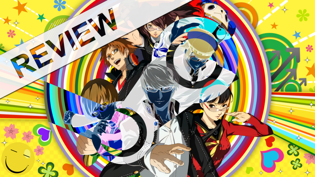 Persona 4 Golden PC Header