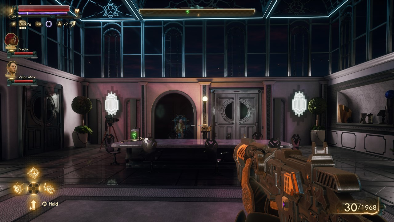 The Outer Worlds Room