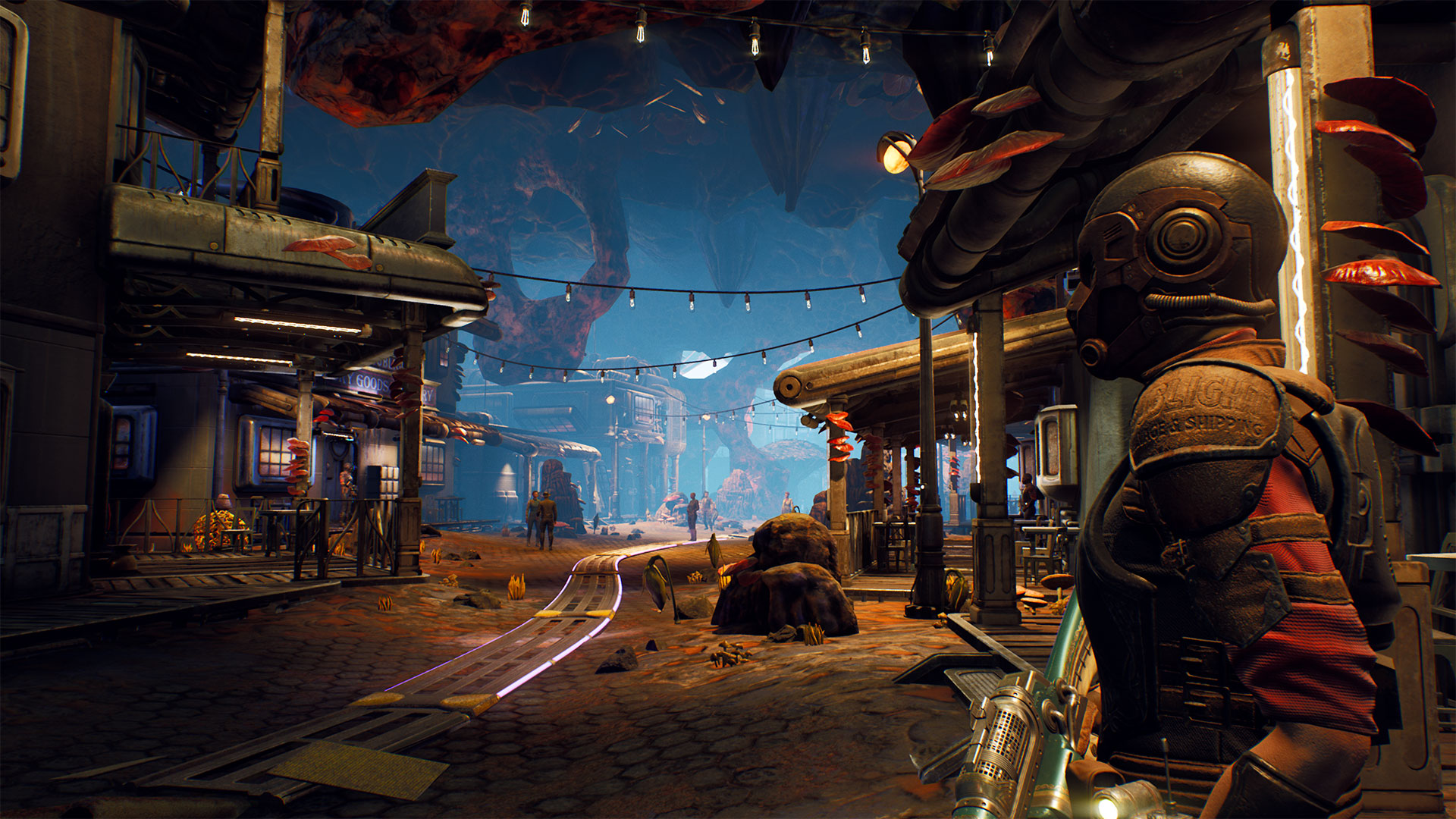 The Outer Worlds monarch
