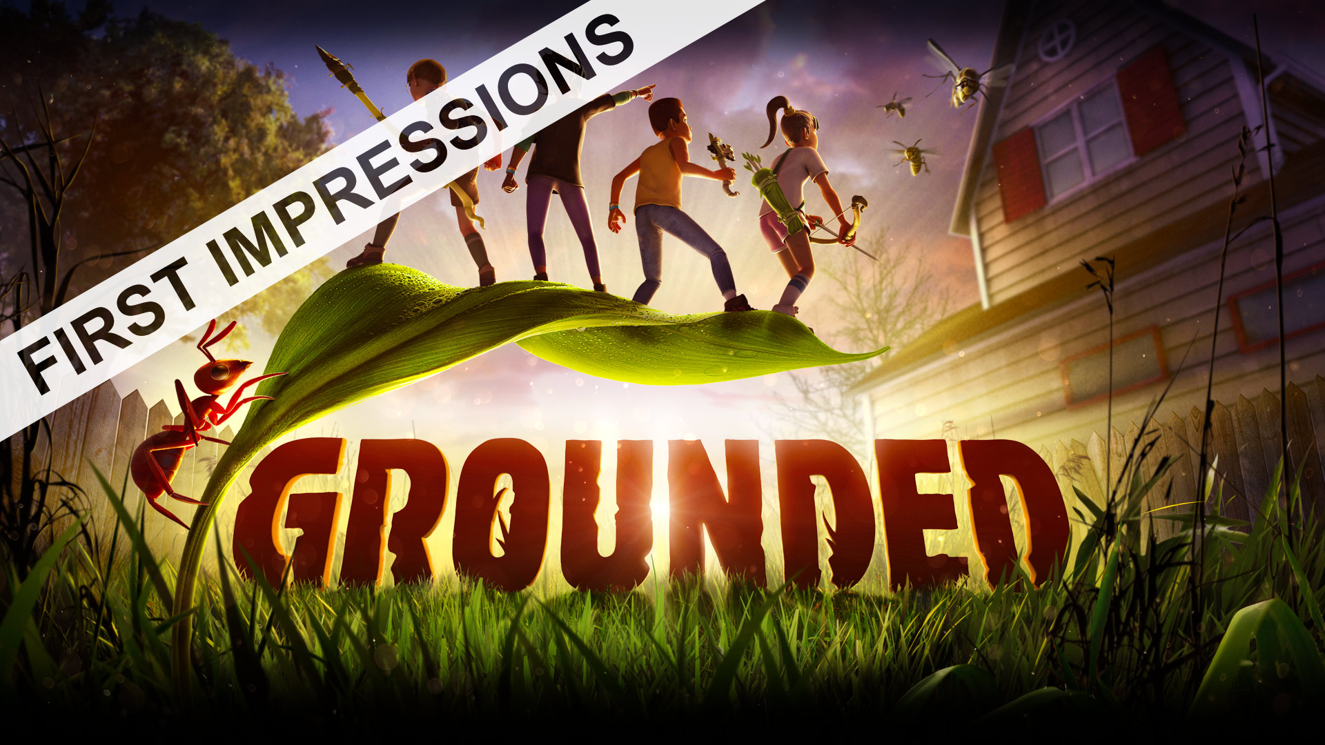 grounded feature