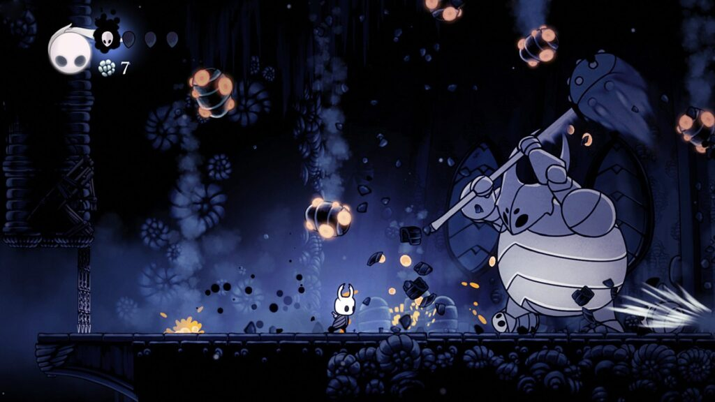 hard games hollow knight